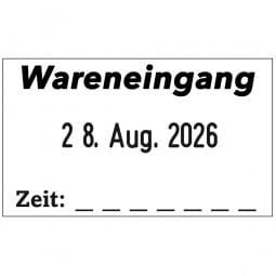 Trodat Printy Datumstempel 4750 - 41 x 24 mm - 1 + 1 Zeile