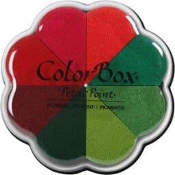 Clearsnap - Colorbox Petal Point Poinsettia