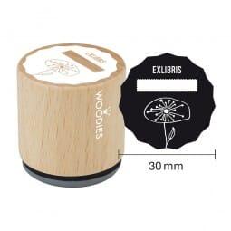 Woodies Stempel - EXLIBRIS