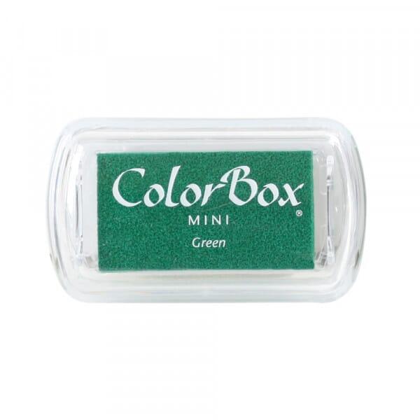 Clearsnap - Colorbox Mini Inkpad Green