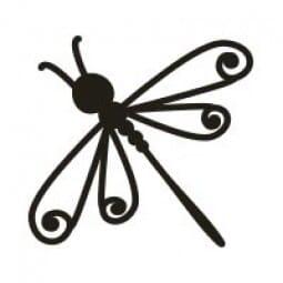 Stemplino Ministempel Libelle