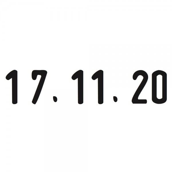 Trodat Classic Datumstempel 1014