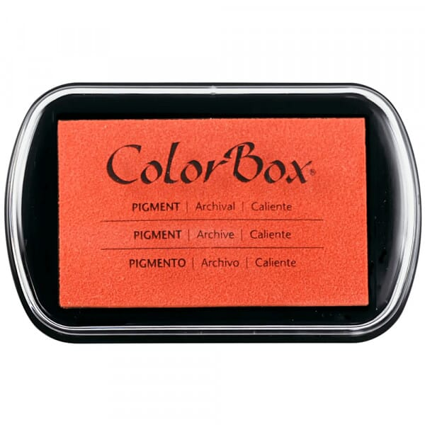 Clearsnap - Colorbox Full Size Caliente