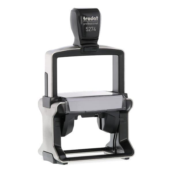 Trodat Professional 5274 - Textstempel - 60 x 40 mm - 9 Zeilen