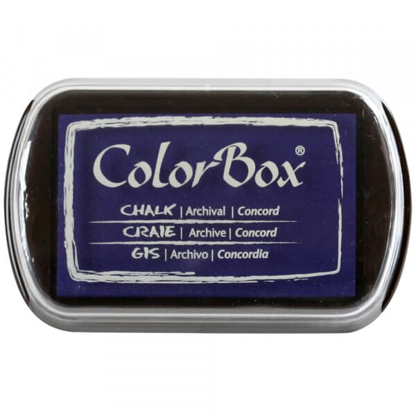 Clearsnap - Colorbox Chalk Ink Full Size Concord