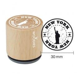Woodies Stempel - Satue of liberty