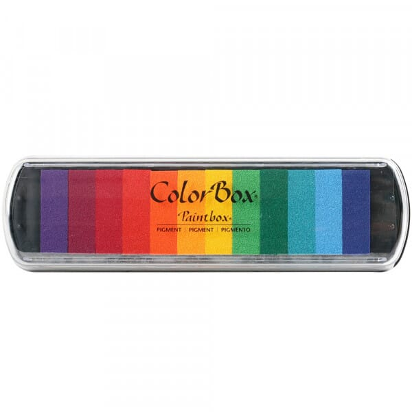 Clearsnap - Colorbox Paintbox Bright