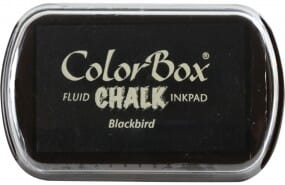 Clearsnap - Colorbox Chalk Ink Full Size Blackbird