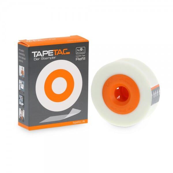TAPETAC Klebestreifen Nachfüllband (825 Stück)