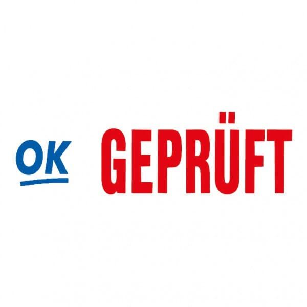 "Trodat Office Printy Textstempel ""Geprüft"""