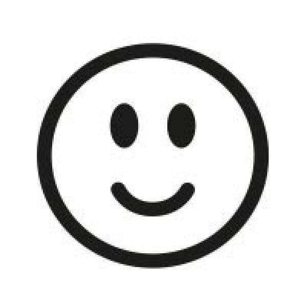 Stemplino Ministempel Smiley 1