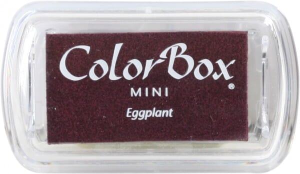 Clearsnap - Colorbox Mini Inkpad Eggplant