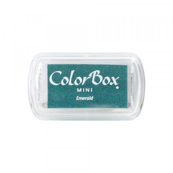 Clearsnap - Colorbox Mini Inkpad Emerald