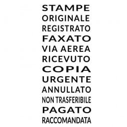 Trodat Printy 4822 Italienisch