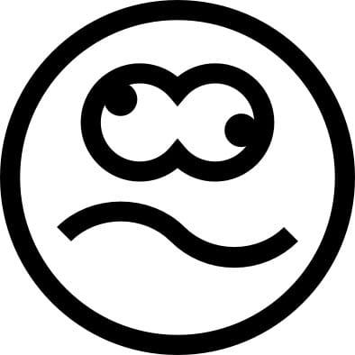 Perma Stempel Holzstempel - Smile 3021