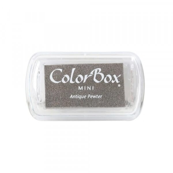 Clearsnap - Colorbox Mini Inkpad Antique Pewter