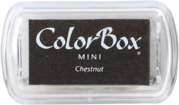 Clearsnap - Colorbox Mini Inkpad Chestnut