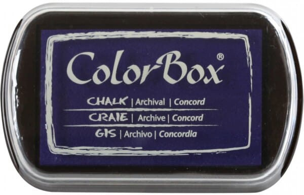 Clearsnap - Colorbox Mini Inkpad Violet