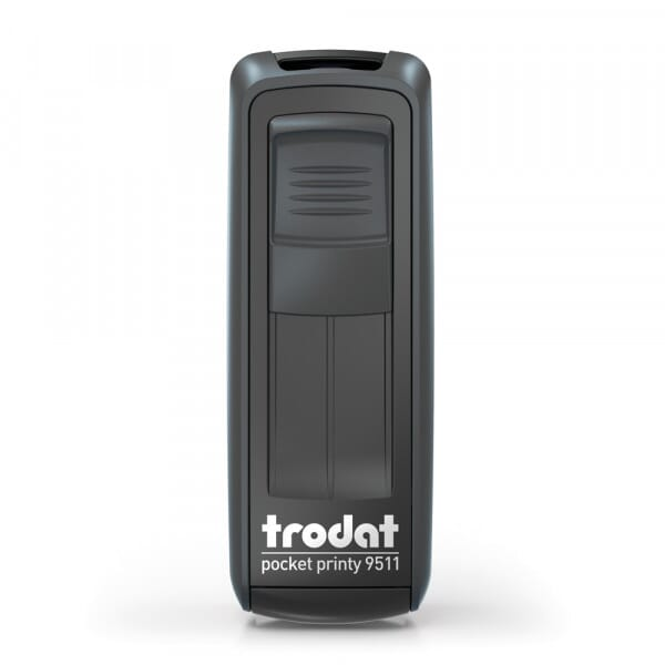 Kontaktdaten-Stempel Trodat Pocket Printy 9511 - 4 Zeilen Text