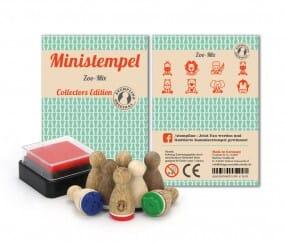 Stemplino Ministempel Zoo-Mix