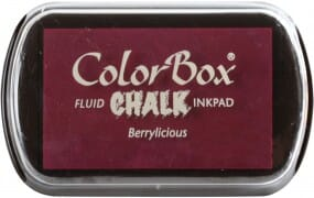 Clearsnap Colorbox - Chalk Berrylicious Stempelkissen