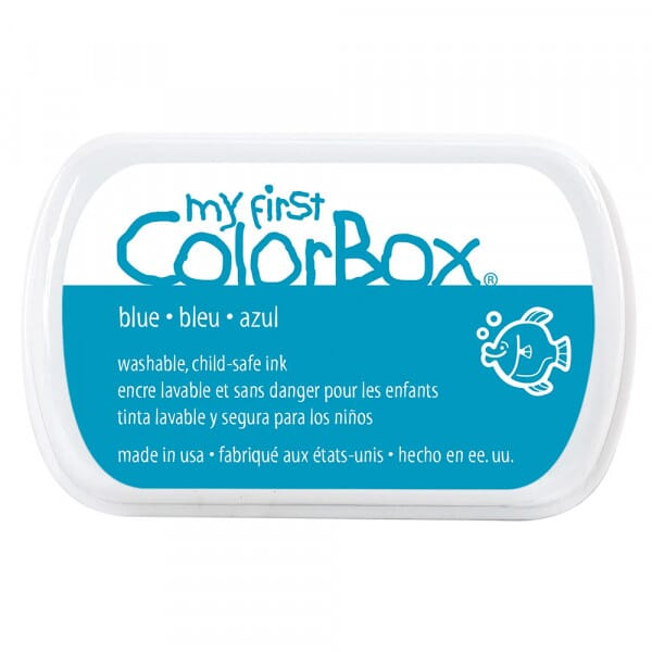 My First Colorbox FullSize Blue