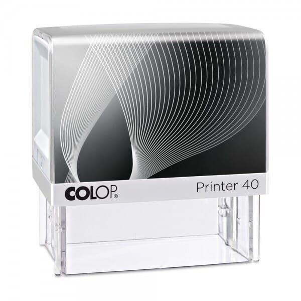 Colop Printer 40 (59x23 mm - 5 Zeilen)