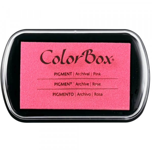 Clearsnap Colorbox - Pink Stempelkissen