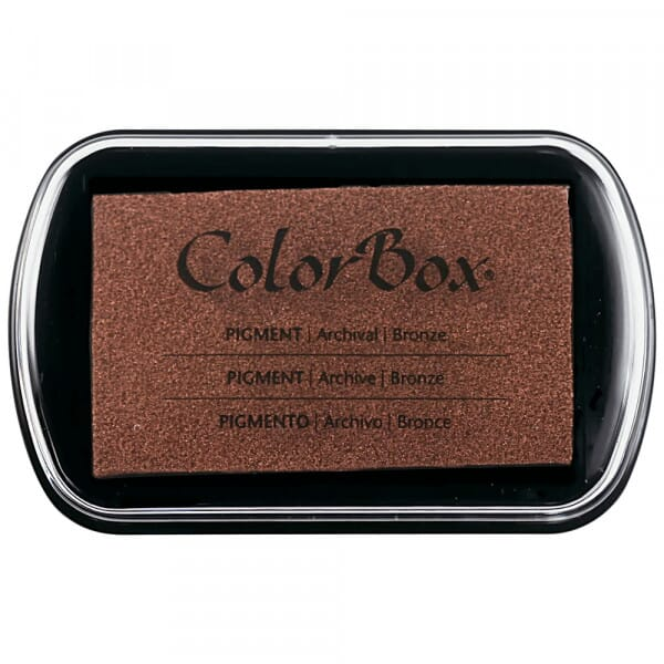 Clearsnap - Colorbox Full Size Metallics Bronze