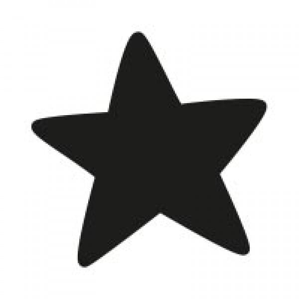 Stemplino Ministempel Stern