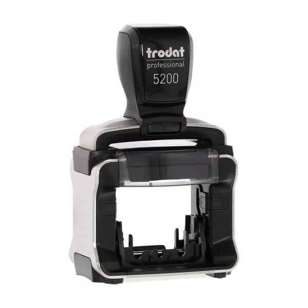 Trodat Professional 5200 - Textstempel - 41 x 24 mm - 5 Zeilen