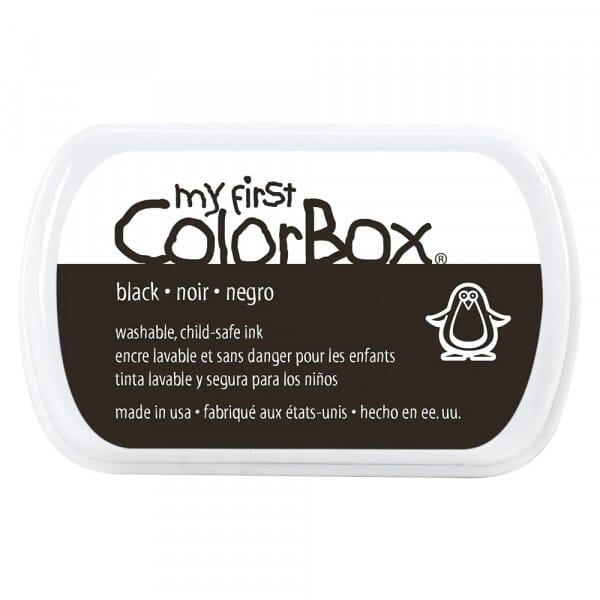 My First Colorbox FullSize Black