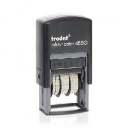 "Trodat Printy Datumstempel 4850/L1 ""RECEIVED"""