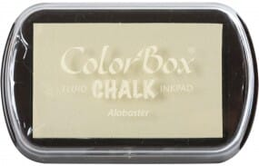 Clearsnap Colorbox - Chalk Alabaster Stempelkissen