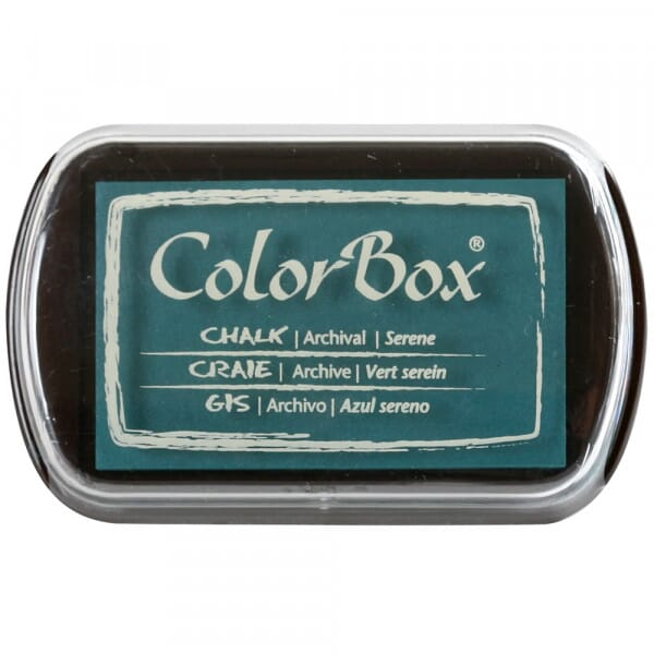 Clearsnap - Colorbox Chalk Ink Full Size Serene