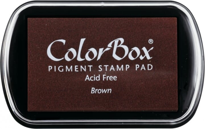 Clearsnap Colorbox - Brown Stempelkissen