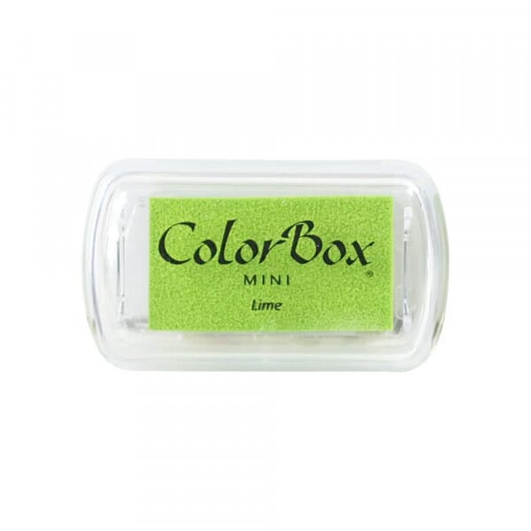 Clearsnap - Colorbox Mini Inkpad Lime