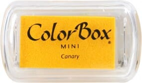 Clearsnap - Colorbox Mini Inkpad Canary