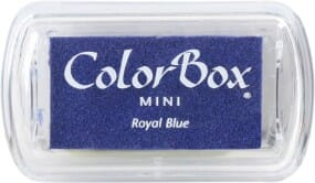 Clearsnap - Colorbox Mini Inkpad Royal Blue