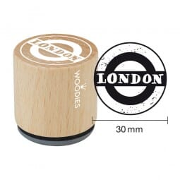 Woodies Stempel - London Underground