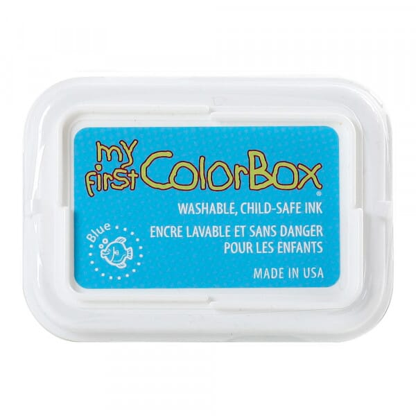 Clearsnap - MyFirst Colorbox Blue