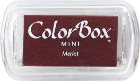 Clearsnap - Colorbox Mini Inkpad Merlot