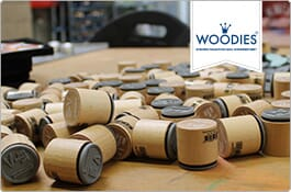 Woodies Stempel