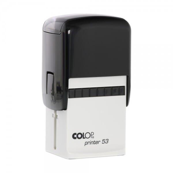 Colop Printer 53 (45x30 mm 7 Zeilen)