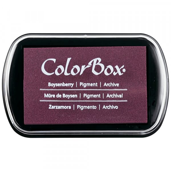 Clearsnap Colorbox - Boysenberry Stempelkissen