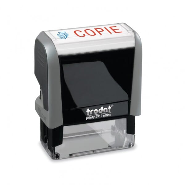 "Trodat Office Printy Textstempel ""Copie"""