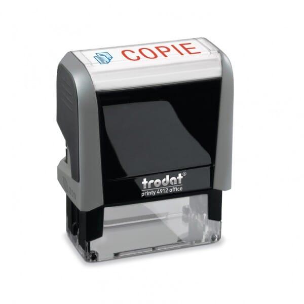 "Trodat Office Printy Textstempel ""Copie"""