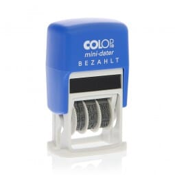 Colop Mini-Dater S 160/L2 (25x14 mm)