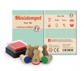 Stemplino Ministempel Oster-Mix