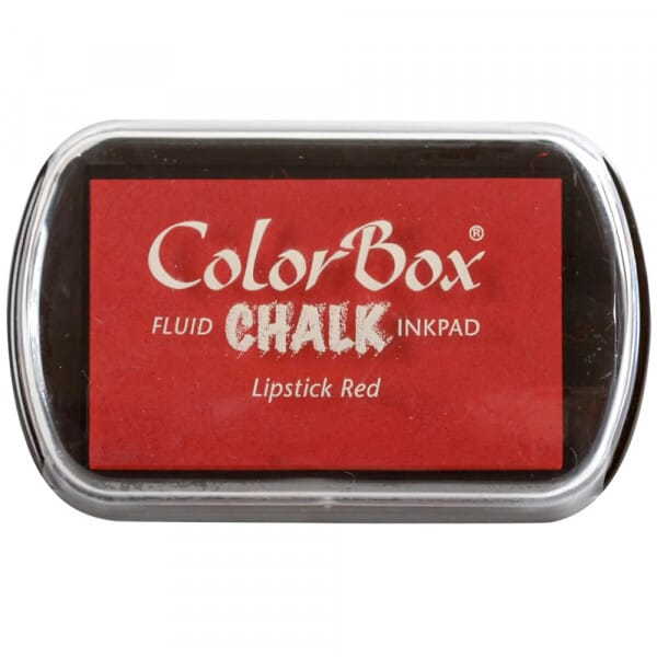 Clearsnap - Colorbox Chalk Ink Full Size Lipstick Red